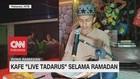 VIDEO: Makan & Minum Sepuasnya Jika Baca Alquran di Kafe Ini