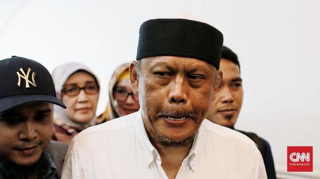 Penangkapan terhadap Eggi Sudjana, Selasa (14/5) pagi, saat menjalani proses pemeriksaan di Polda Metro Jaya dianggap janggal dan politis.
