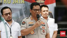 Polda Metro Jaya Sebut 234 Polisi Korban Kerusuhan 22 Mei