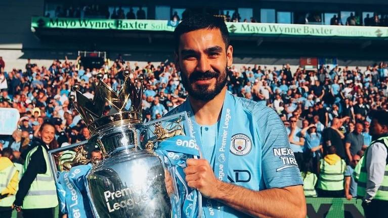 Rekrutan pemain anyar Manchester City seperti Ilkay Gundogan, Kevin De Bruyne, Rahem Sterling, hingga Leroy Sane mampu menjelma jadi kekuatan menakutkan musim ini.