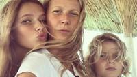 Gwyneth Paltrow mengucapkan rasa cinta dan terima kasih pada kedua anaknya, Apple dan Moses Martin di Hari Ibu ini, Bun. (Foto: Instagram @gwynethpaltrow)