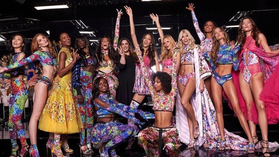 Pergelaran Busana Victoria Secret Setop Tayang di Televisi