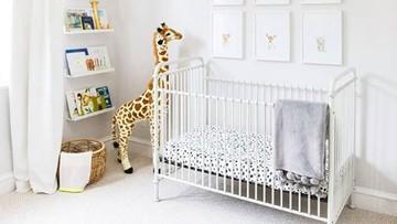 6 Desain Kamar Bayi Minimalis yang Nyaman dan Simpel
