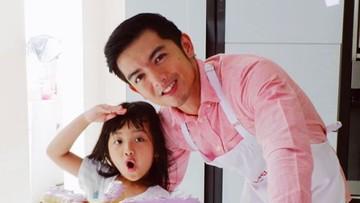 Lama Tak Terlihat, Intip Kebersamaan Nicky Tirta dan Putrinya