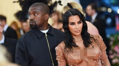 Psalm West, Nama Unik Anak Keempat Kim Kardashian