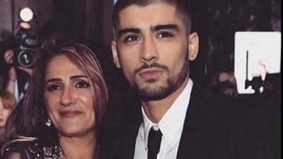 6 Momen Kedekatan Zayn Malik dan Ibunya