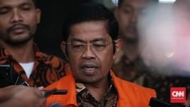 KPK Eksekusi Idrus Marham ke Lapas Cipinang