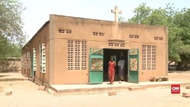 VIDEO: Dua Teror Sepekan, 10 Warga Kristen Burkina Faso Tewas
