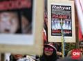 Bantah Mobilisasi, Seknas Prabowo Cuma Tampung Massa 22 Mei