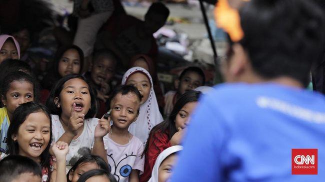 Hari Anak Nasional 2019 menekankan pentingnya peran keluarga dalam rangka perlindungan anak.
