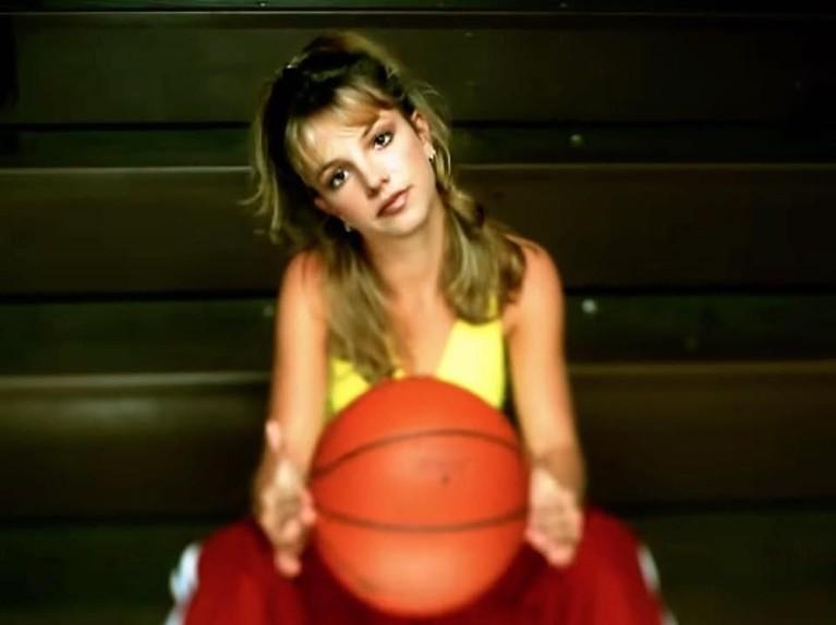 Hingga pada 12 Januari 1999, ia merilis album debutnya,Baby One More Time yang langsung merajai puncak tangga lagu di 15 negara. Kepopulerannya membuat Spears menjadi role model di tahun 90-an. Bahkan penampillan Spears menjadi trending dan diikuti perempuan di dunia.