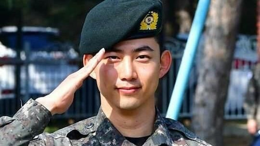 Sambutan Meriah untuk Taecyeon 2 PM Usai Wajib Militer