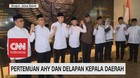 VIDEO: AHY Bertemu Dengan 8 Kepala Daerah, Bahas Apa?