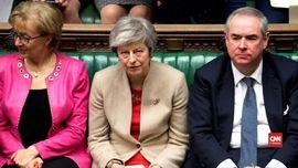 VIDEO: Pertaruhan Usul Brexit Keempat May di Parlemen