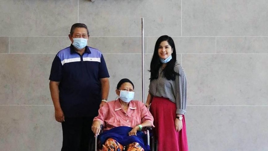 Kenangan Annisa Pohan Terhadap Mendiang Ani Yudhoyono