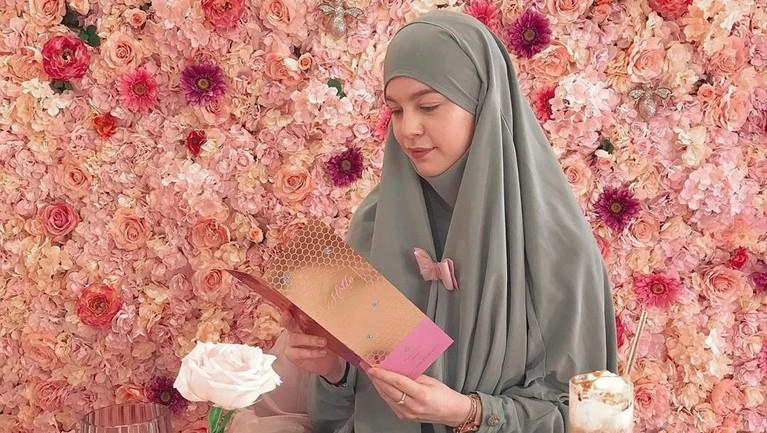 Khimar juga menjadi salah satu jenis kerudung yang umum digunakan oleh perempuan muslim di Asia.