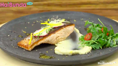 Menu Sahur: Salmon Mashed Potato, Lauk Kaya Protein dan Vitamin
