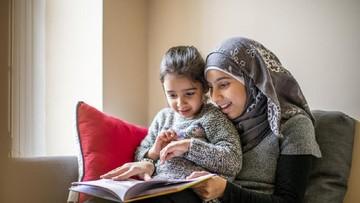 Ajari Si Kecil Doa Menghilangkan Rasa Takut