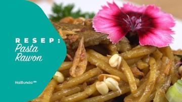 Resep Pasta Rawon