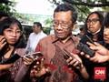 Mahfud MD Tegaskan Tak Gabung Tim Asistensi Hukum Wiranto