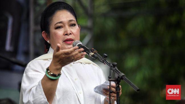 Titiek Soeharto menilai demonstrasi mahasiswa saat ini tidak bisa dianggap remeh dan tidak boleh ditanggapi dengan sikap represif.