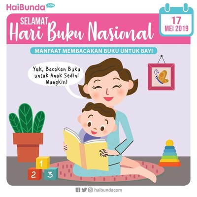 5 Jenis Buku untuk Anak Sesuai Tahapan Usia