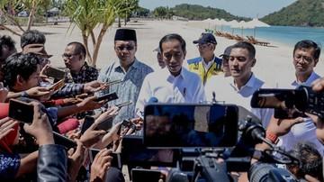 Jokowi Respons Sidang Perdana Gugatan Hasil Pilpres di MK