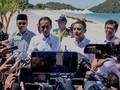 Jokowi Ingin Sirkuit Mandalika Gelar F1 dan MotoGP