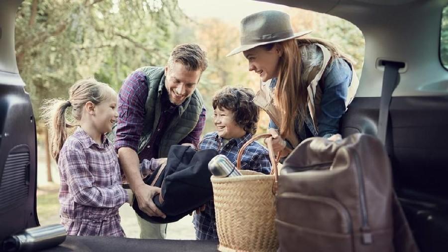 Tips agar Anak Tidak Bosan Selama Perjalanan Mudik