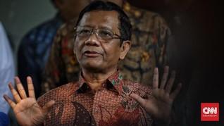 Mahfud Terkenang SBY Ajak Berdoa Usai Mimpi Buruk soal Negara