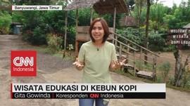 VIDEO: Berwisata Edukasi di Kebun Kopi