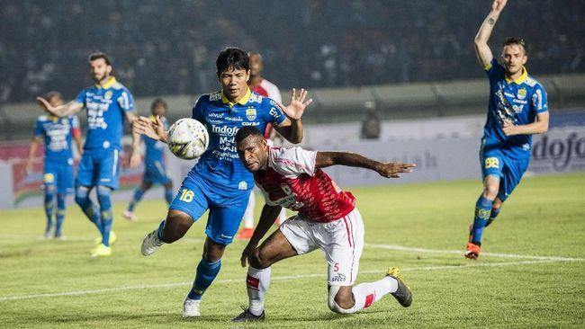 Persib Bandung bertekad memecahkan rekor tak pernah menang saat melawat ke markas Semen Padang pada lanjutan Liga 1 2019 di Stadion H Agus Salim, Rabu (29/5).