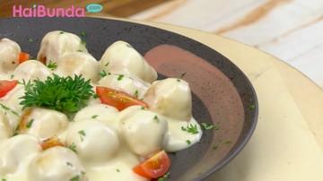 Menu Sahur: Swedish Tempe Meatball, Kreasi Sajian Khas Swedia