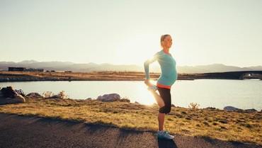 Amankah Ibu Hamil dan Menyusui Berolahraga Saat Puasa?