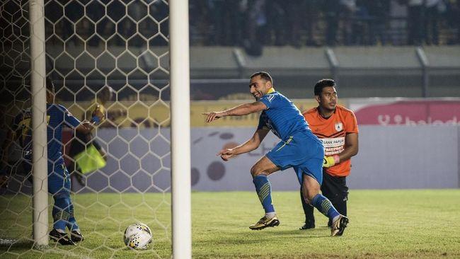 Persib Bandung dalam semangat tinggi jelang pertandingan menghadapi PS TIRA-Persikabo dalam lanjutan Liga 1 2019, Selasa (18/6), setelah lama beristirahat.
