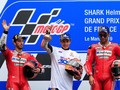 MotoGP Prancis: Dovizioso Ogah Ambil Risiko Kejar Marquez
