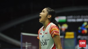 7 Wakil Indonesia Rontok di 16 Besar Toyota Thailand Open