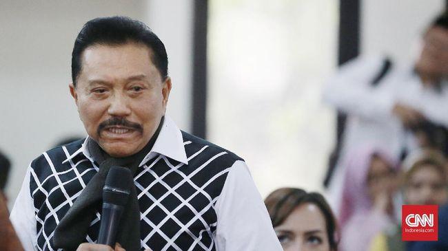 Mantan Kepala BIN Hendropriyono memperingatkan ada konsekuensi hukum bagi massa yang mengepung kediaman Menko Polhukam Mahfud MD.