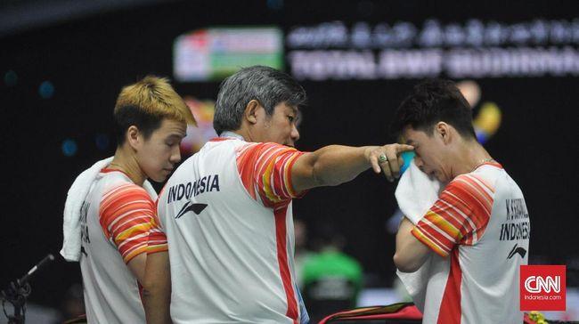 Tim Indonesia menaruh perhatian kepada tiga kekuatan Denmark di Piala Sudirman 2019 yang berada di sektor tunggal putra, ganda putra, dan ganda campuran.