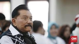 Temui Jokowi, Hendropriyono Bantah Usul Andika Jadi Panglima