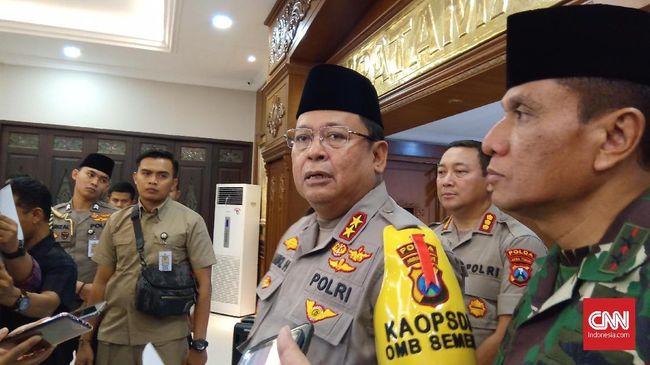 Kapolda Jatim mengatakan empat orang yang diamankan polisi itu sedang didalami penyidik soal perannya masing-masing kala merencanakan tour jihad 22 Mei 2019.