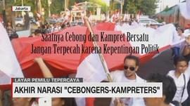 VIDEO: Akhir Narasi Cebongers-Kampreters