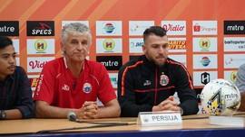 Kolev Sulit Percaya Persija Dikalahkan PSIS di Liga 1