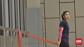 Greysia Menangis Usai Juara Yonex Thailand Open