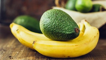 Perfect Banana & Avocado Puree, MPASI Mudik Praktis dan Lezat