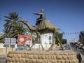 Rakyat Tunisia Turun ke Jalan Protes Lockdown Virus Corona