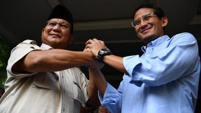 Paslon nomor urut 02 Prabowo Subianto-Sandiaga Uno disebut masih punya peluang menang di MK lewat penambahan bukti dan keberadaan paradigma baru MK.