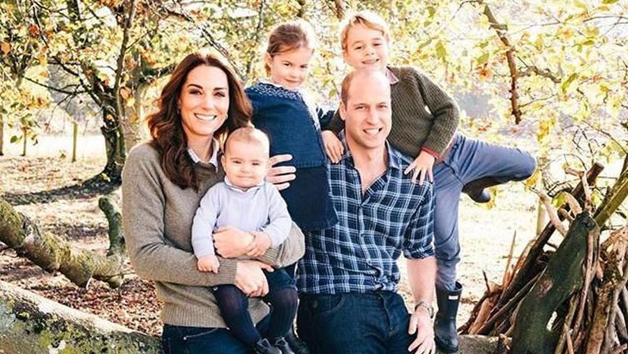 Gemas! 3 Anak Kate Middleton & William Beri Dukungan untuk Petugas Medis