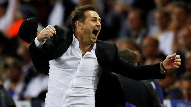 Pelatih Chelsea Frank Lampard tak memainkan Kepa Arrizabalaga sebagai kiper utama dalam beberapa pekan karena tampil buruk.