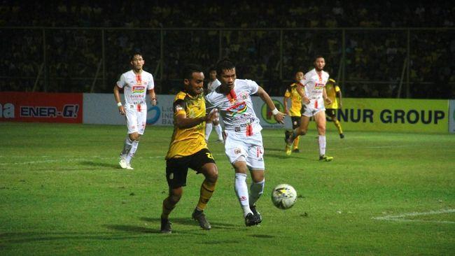 Barito Putera akan menjamu Bali United dalam lanjutan Liga 1 2019 di Stadion Demang Lehman, Minggu (14/7). Berikut jadwal Barito Putera vs Bali United.